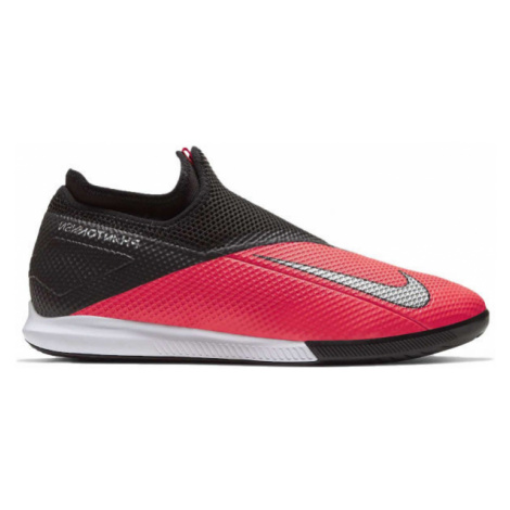 Nike PHANTOM VISION 2 ACADEMY DYNAMIC FIT IC red - Men's indoor shoes
