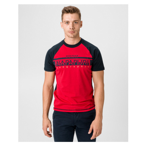 Napapijri Sirilo T-shirt Red
