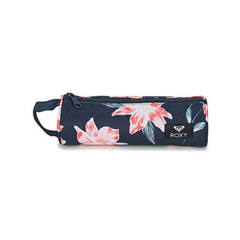 Roxy OFF THE WALL girls's Children's Cosmetic bag in Blue