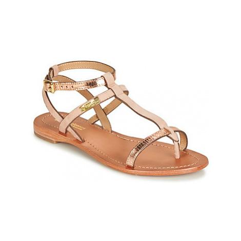 Les Tropéziennes par M Belarbi BAIE women's Sandals in Pink