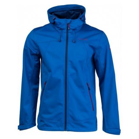 Willard LINKA dark blue - Men's softshell jacket