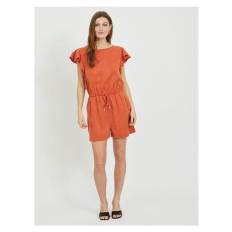 Vila Isabel Overall Orange