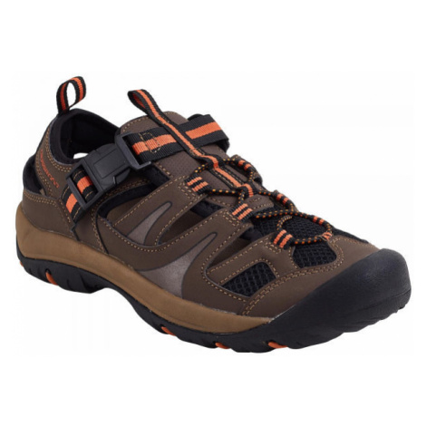 Crossroad MATTI brown - Men's sandals