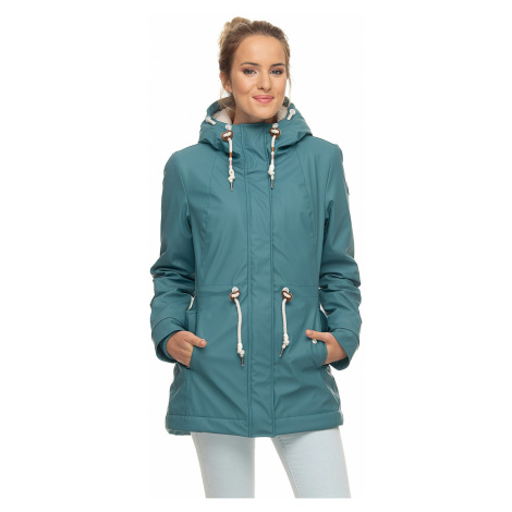 jacket Ragwear Monadis Rainy - 5033/Baltic - women´s