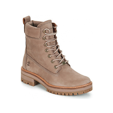 Timberland Courmayeur Valley YBoot women's Mid Boots in Brown