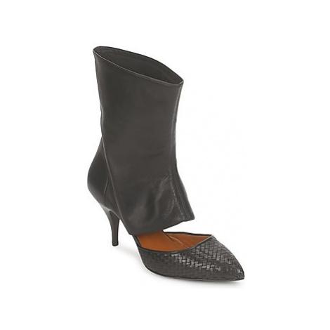Stéphane Kelian IVAN women's Low Ankle Boots in Black