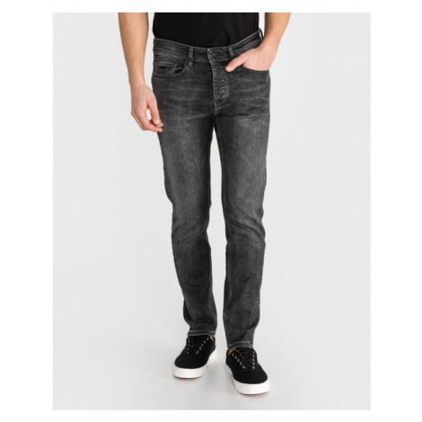 BOSS Taber BC-P Jeans Black Grey Hugo Boss