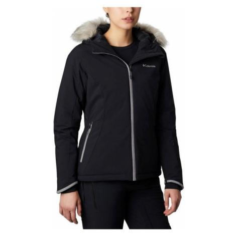 Columbia ALPINE SLIDE JACKET black - Women's skiing jacket
