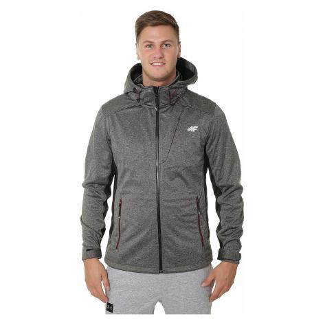 jacket 4F X4Z18-SFM206 - Dark Gray Melange - men´s