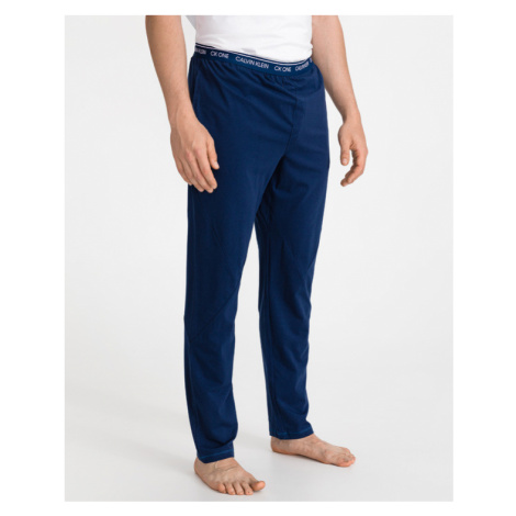 Blue men's pyjamas and bathrobes