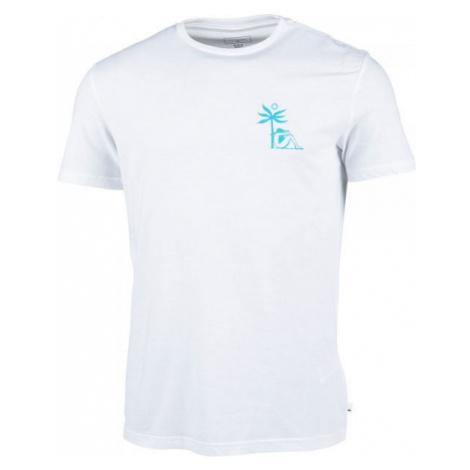 Quiksilver MORNING BIRD SS white - Men's T-shirt
