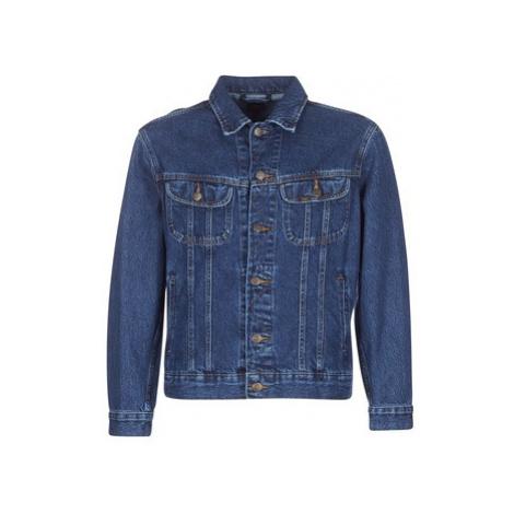 Lee LEE RIDER JACKET men's Denim jacket in Blue