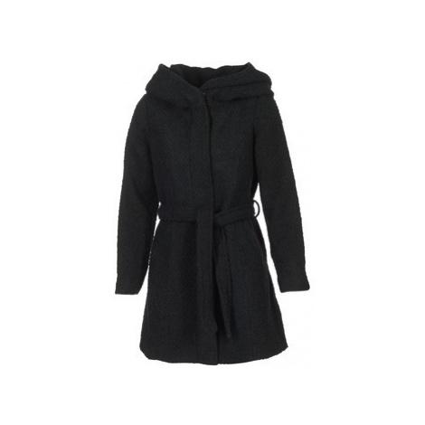 Vila VICAMA women's Coat in Black