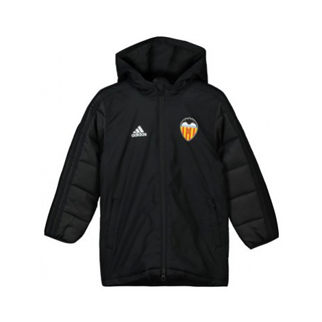 Valencia CF Winter Jacket - Black - Kids