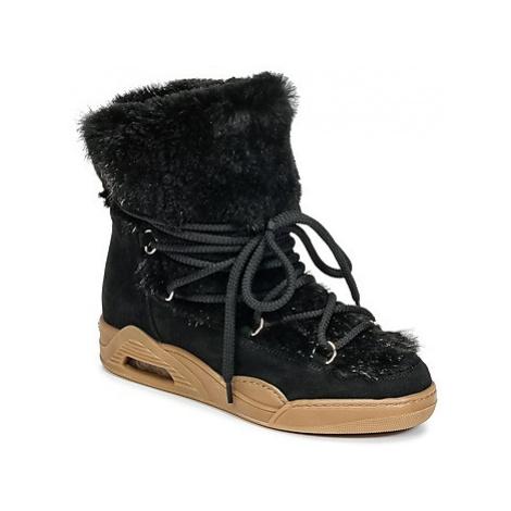 Serafini MOON women's Snow boots in Black