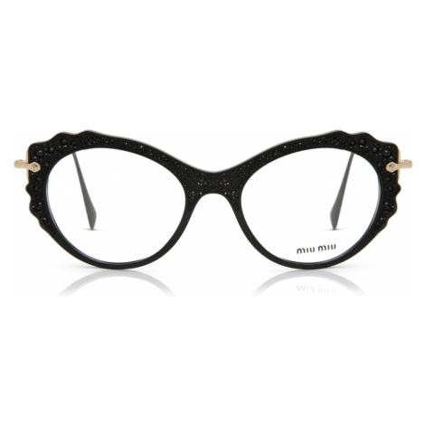 Miu Miu Eyeglasses MU01PV 1AB1O1