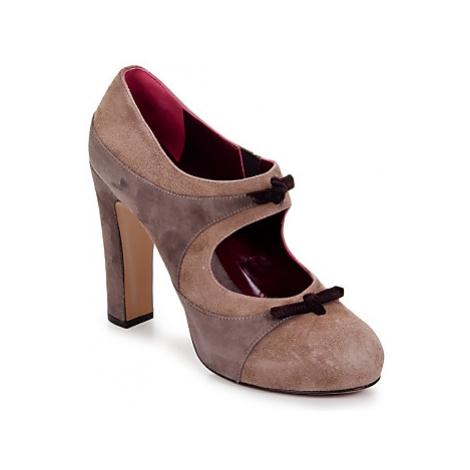 Antonio Marras ALINA women's Court Shoes in Brown