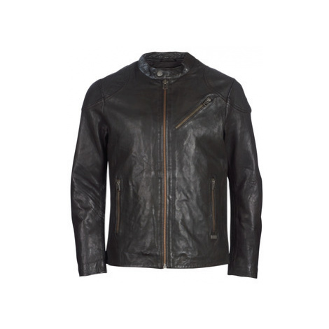 Men's leather and faux leather jackets Chevignon