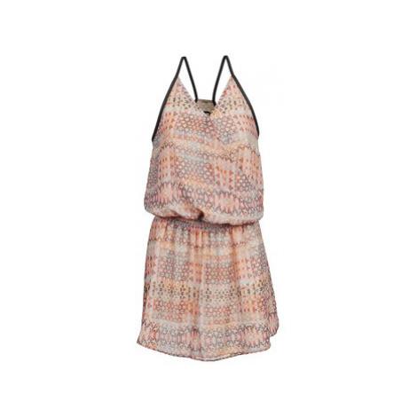Ikks PERDIDO women's Dress in Multicolour