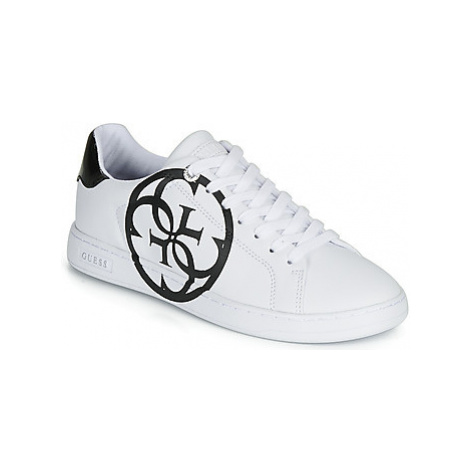 Guess CAMBRY women's Shoes (Trainers) in White