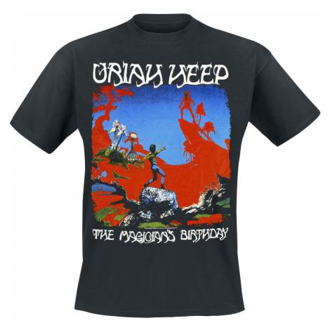 Uriah Heep - The Magician's Birthday - T-Shirt - black