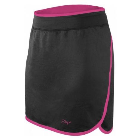 Etape SKIRT II W black - Women's cycling skirt