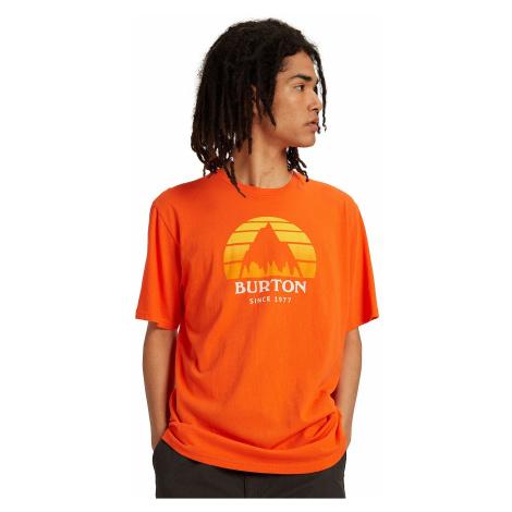 T-Shirt Burton Underhill - Orangeade - men´s