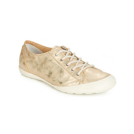 PLDM by Palladium GAME women's Shoes (Trainers) in Gold