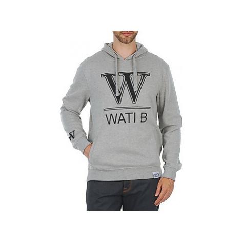 Wati B HOODA men's Sweatshirt in Grey