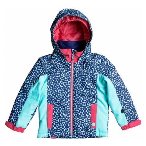 jacket Roxy Mini Jetty - BGM7/Irregular Dots Teenie/Radiance