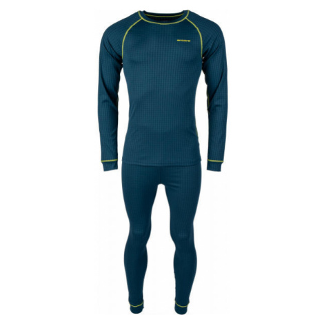Arcore LUCA green - Men's thermal underwear set