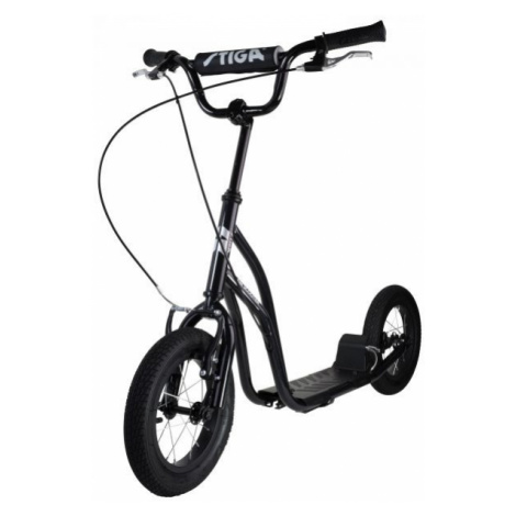Stiga AIR SCOOTER 12'' black - City kick scooter