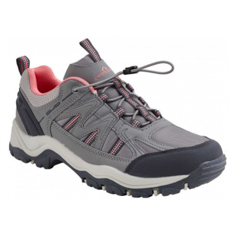 Crossroad DUFFY grey - Women's trekking shoes