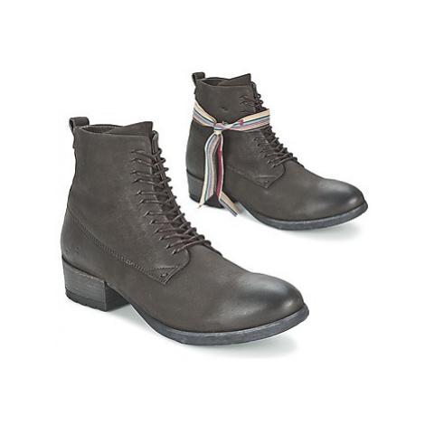 Felmini RAISA women's Mid Boots in Grey