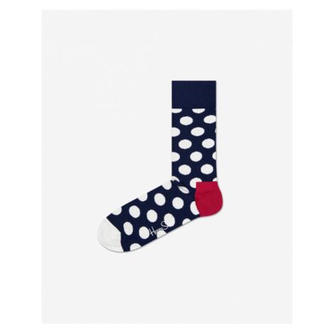 Happy Socks Big Dot Socks Blue