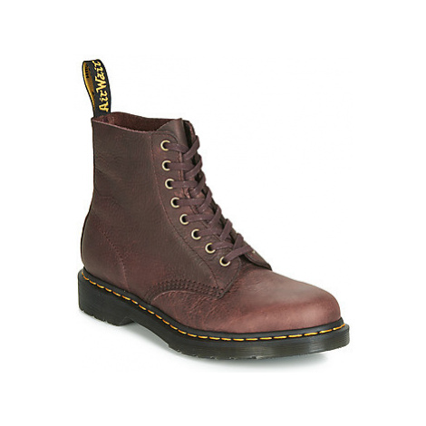 Dr Martens 1460 PASCAL men's Mid Boots in Brown