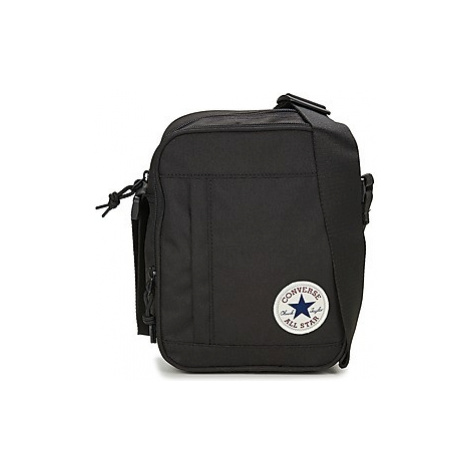 Converse CORE POLY CROSS BODY men's Pouch in Black