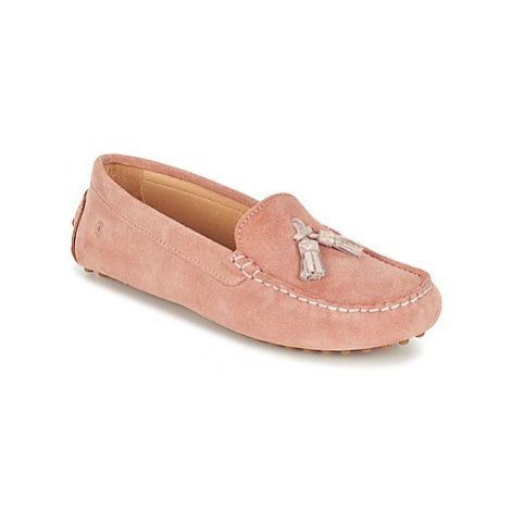 Casual Attitude GATO women's Loafers / Casual Shoes in Pink