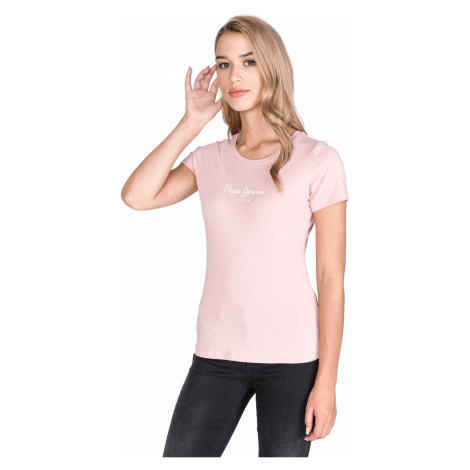 Pepe Jeans Virginia New T-shirt Pink