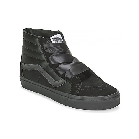 Vans SK8-HI ALT LACE women's Shoes (High-top Trainers) in Black