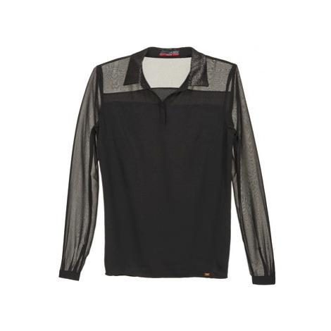 La City PIA women's Shirt in Black
