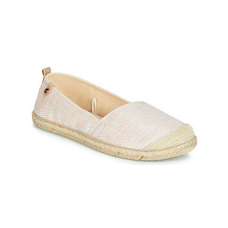 Roxy RG FLORA G SHOE BSH girls's Children's Espadrilles / Casual Shoes in White