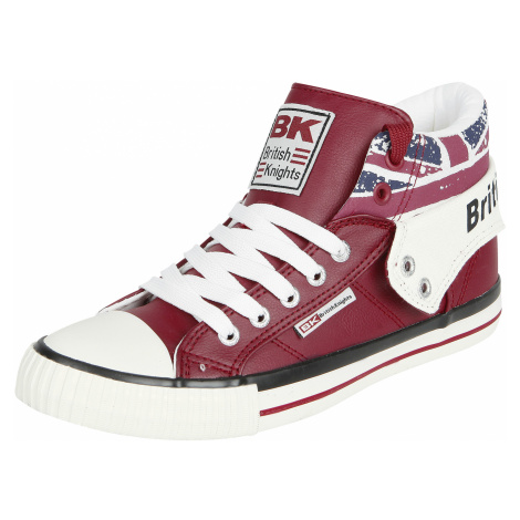British Knights - Roco Union Jack - Sneakers - red