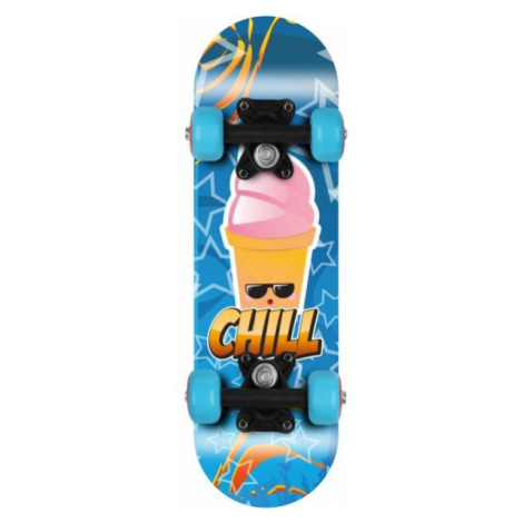 Reaper CHILL blue - Skateboard