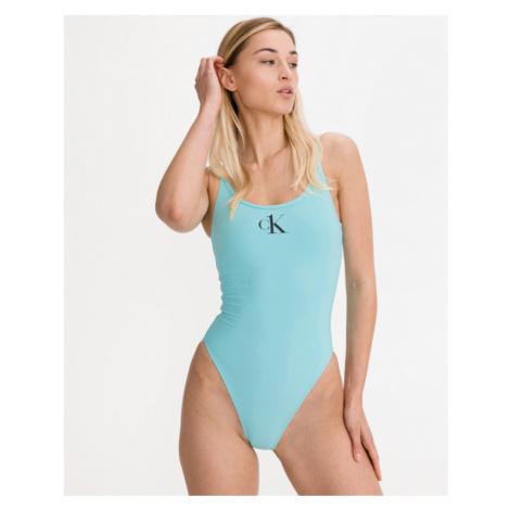 Calvin Klein Scopp One-piece Swimsuit Blue