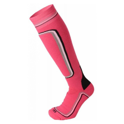 Mico HEAVY PRIMALOFT WOMAN SKI SOCKS W pink - Women's ski socks