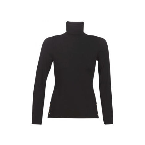 Benetton SATIDEM women's Sweater in Black United Colors of Benetton