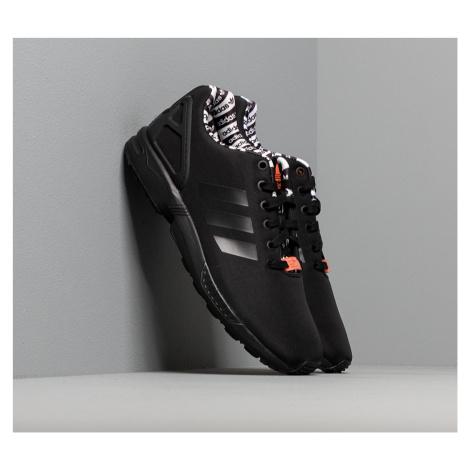 adidas ZX Flux Core Black/ Core Black/ Semi Core Orange