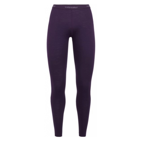 Icebreaker EVERYDAY LEGGINGS violet - Women's underpants Icebreaker Merino