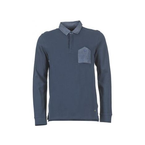 Gaudi SOUXIN men's Polo shirt in Blue Gaudí
